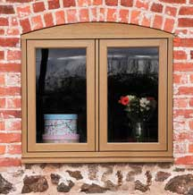 Timber Effect Windows in Plymouth, Devon & Cornwall
