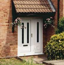 uPVC Entrance Doors in Plymouth, Devon & Cornwall