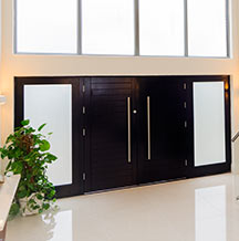 Aluminium Entrance Doors in Plymouth and across Devon and Cornwall