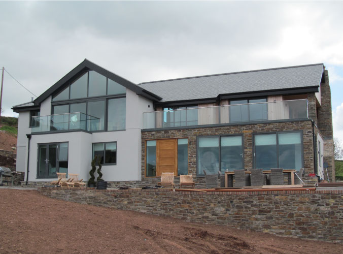Manor Bourne project where we installed new double glazing throughout