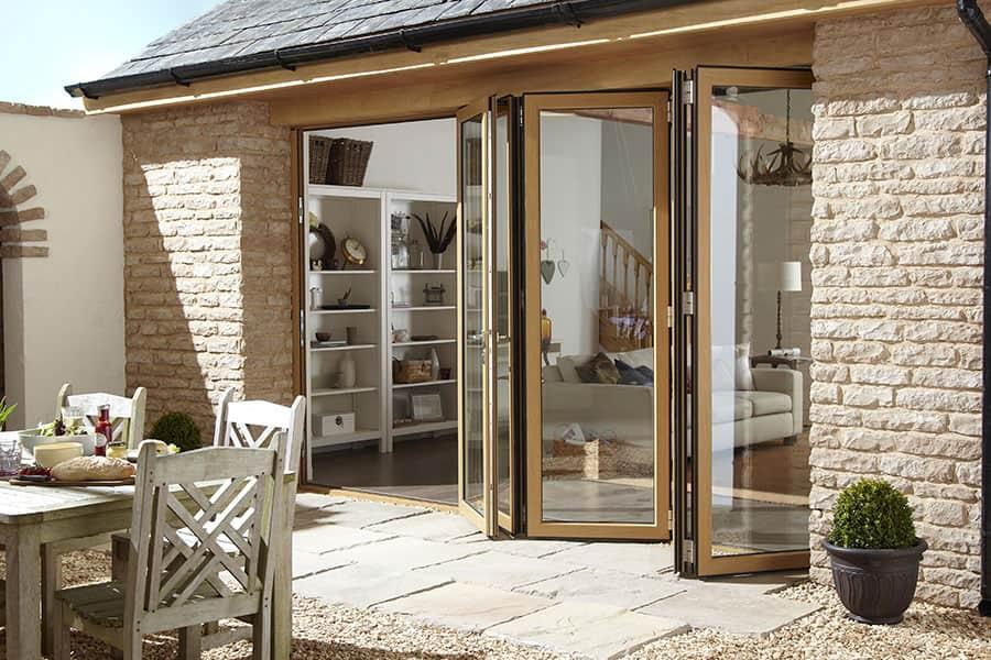 Bifold Doors in Plymouth, Devon & Cornwall