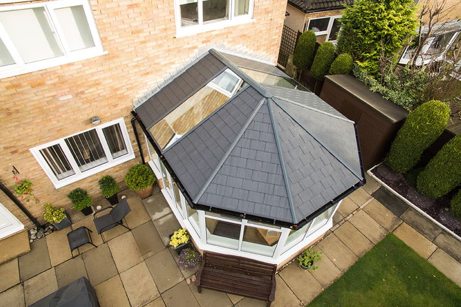 Victorian replacement roof
