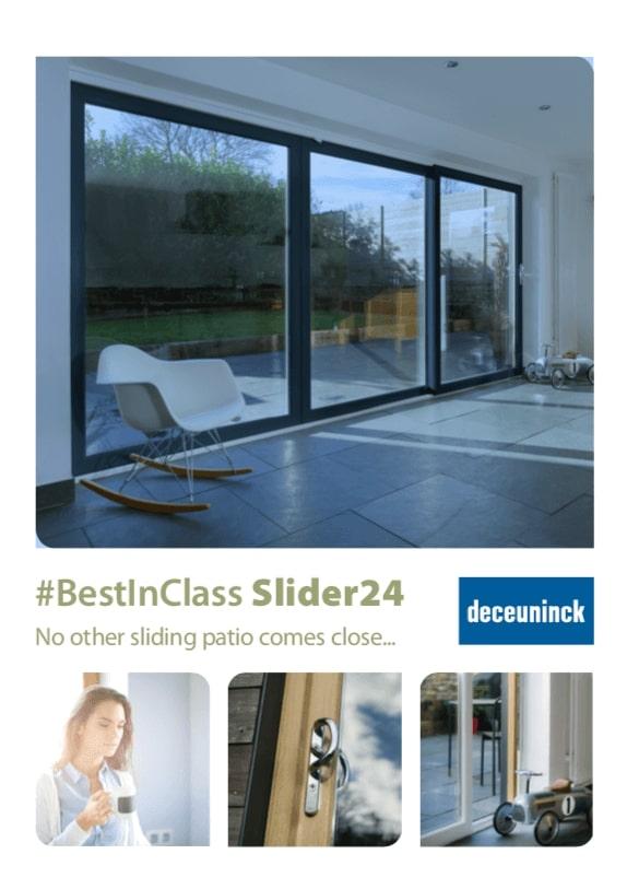 Deceuninck Slider 24